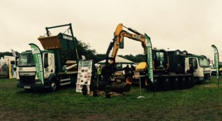 Romsey Show stand 2016